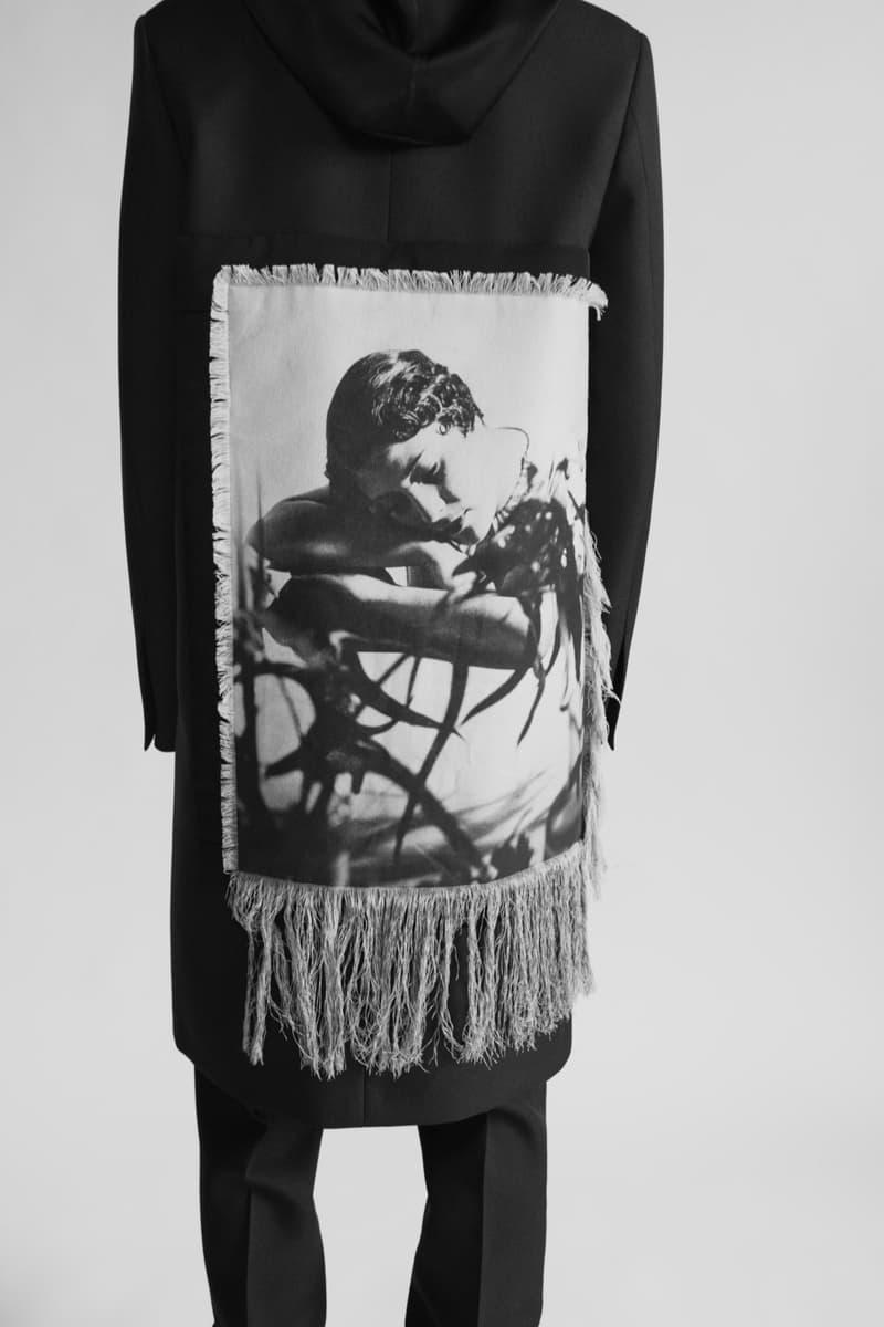 jil sander menswear fall winter fw21 collection lookbook 1920s bauhaus photograph portrait