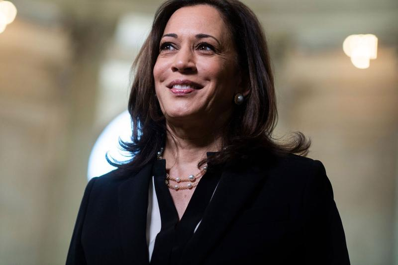kamala harris vogue february cover vice president usa united states leak controversy suit converse sneakers