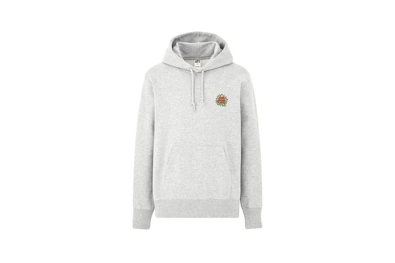 keith haring uniqlo collaboration hoodies gray pop shop tokyo