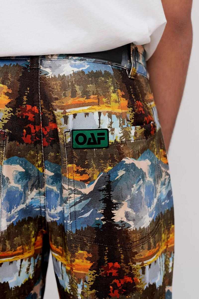 Lazy Oaf Take A Hike Outdoor Hiking Collection Lookbook Pants Trousers Details Pocket