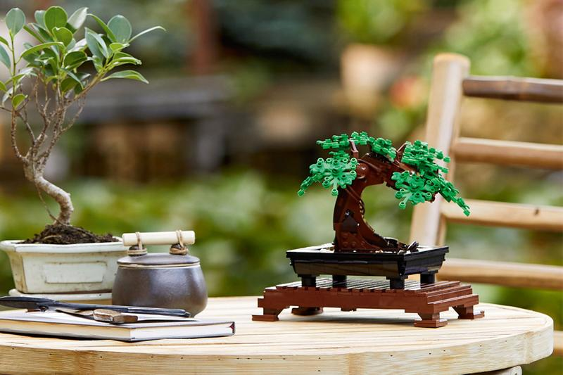 lego botanical collection flowers plants bonsai tree figures toys collectibles