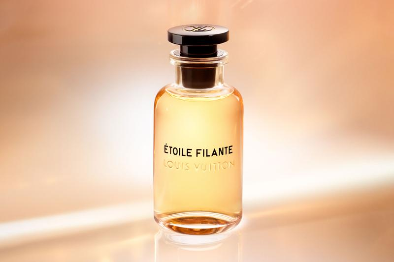 louis vuitton lv perfume fragrances scents etoile filante shooting stars