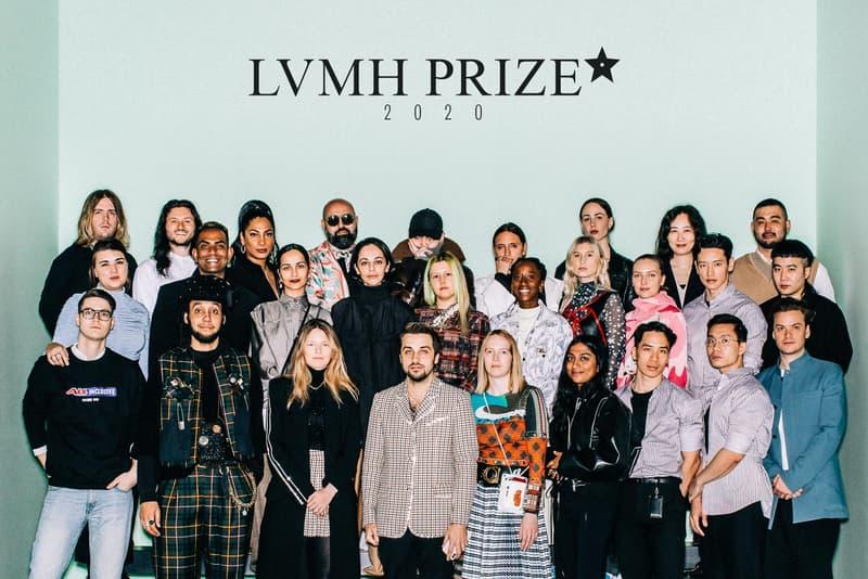 LVMH Prize 2020 Young Fashion Designers Semi Finals