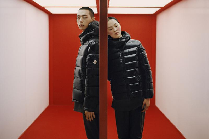 moncler lunar chinese new year of the ox campaign black puffer jackets winter outerwear