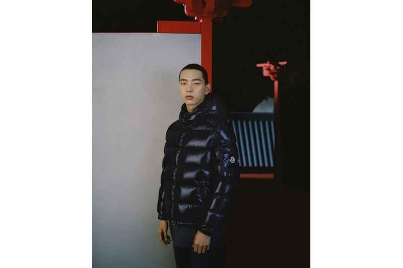 moncler lunar chinese new year of the ox campaign outerwear puffer jumper jacket