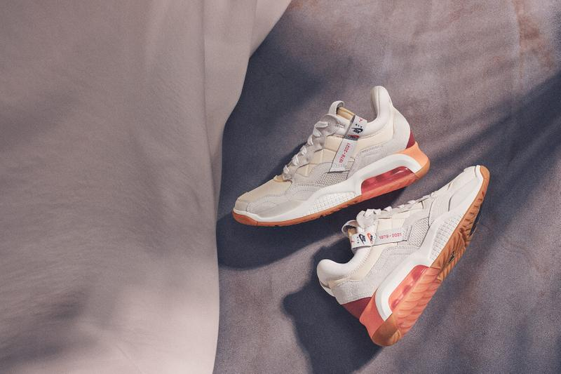 nike jordan brand womens ma 2 sneakers socks pink sneakerhead footwear close up shoes