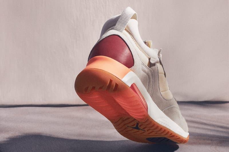 nike jordan brand womens ma 2 sneakers socks pink sneakerhead footwear close up shoes heel sole