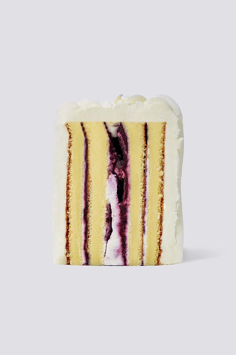 nudake gentle monster dessert brand seoul flagship cake white cream sponge jam jelly