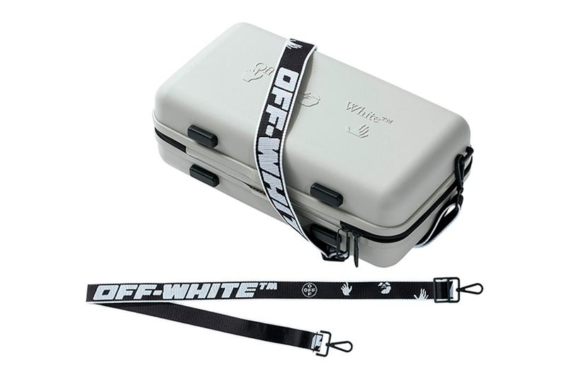 off-white amorepacific k-beauty collaboration virgil abloh box container strap