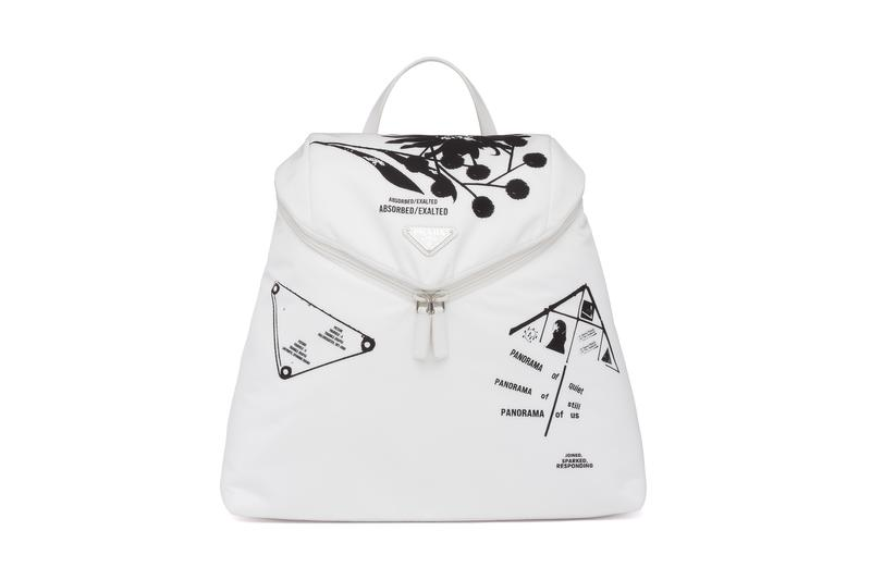 Prada Spring/Summer 2021 Accessories Collection Bags Re-Edition Nylon Cleo Purse
