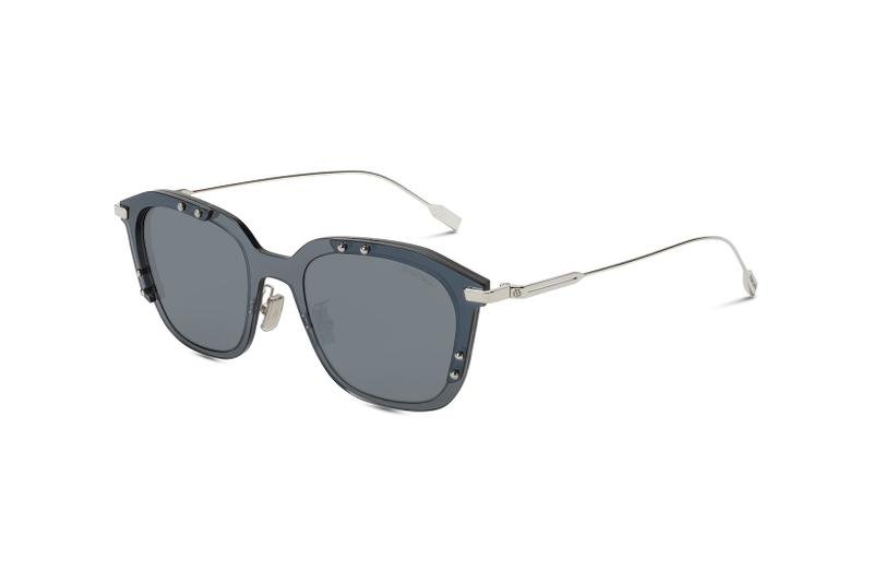 rimowa bridge sunglasses shades accessory side view mercury gray colorway