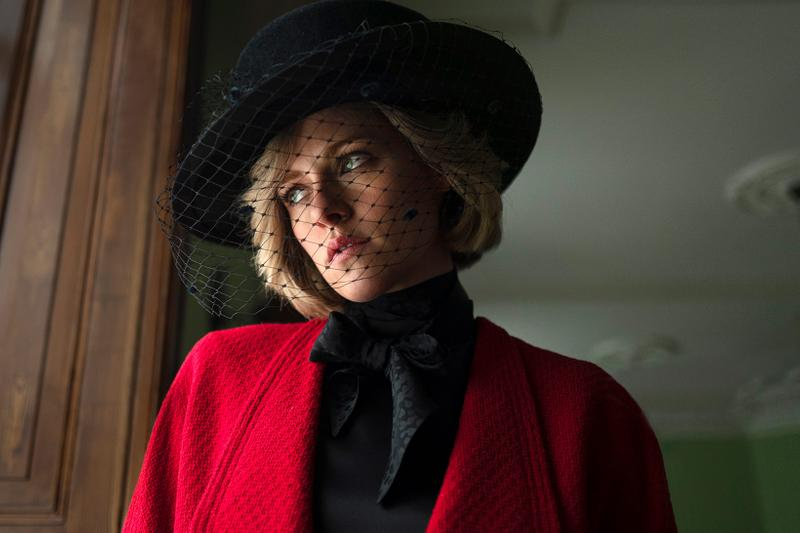 Kristen Stewart Chanel Princess Diana Spencer