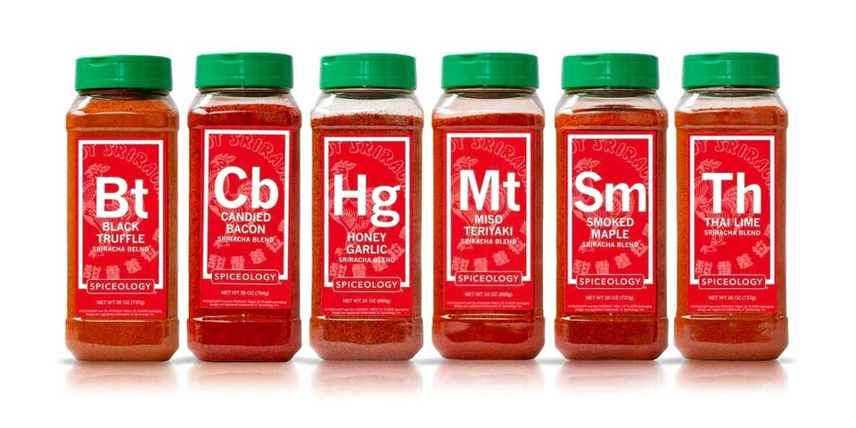 Siracha Sauce Powder Is Your New Pantry Must-Have