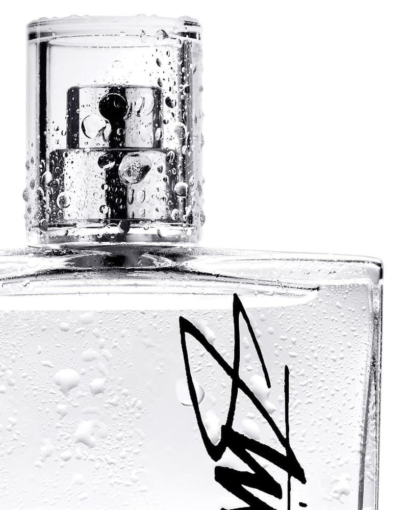 Stussy COMME des GARÇONS parfums Laguna Beach Fragrance Perfume Bottle Campaign Packaging