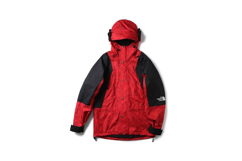 The North Face Chinese New Year 2021 Ox Collection Mountain Light Jacket Red