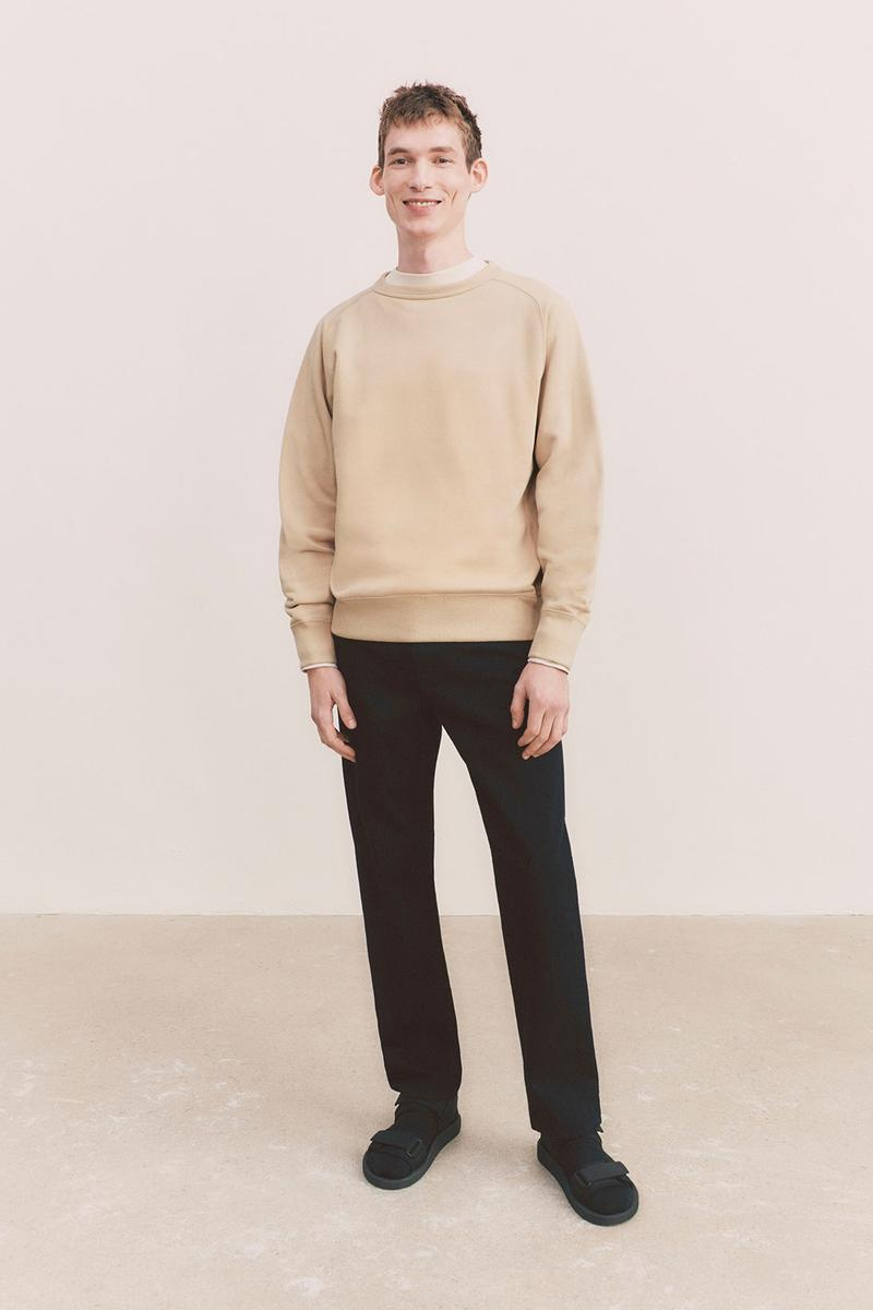 uniqlo u spring summer collection sweater pants shoes