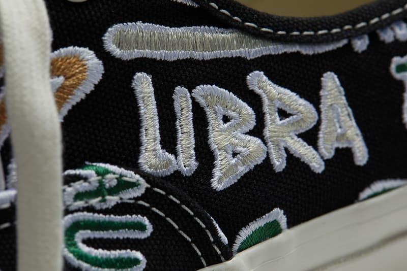 vault by vans johannes wieser og authentic lx pack collaboration sneakers astrology zodiac signs footwear shoes sneakerhead