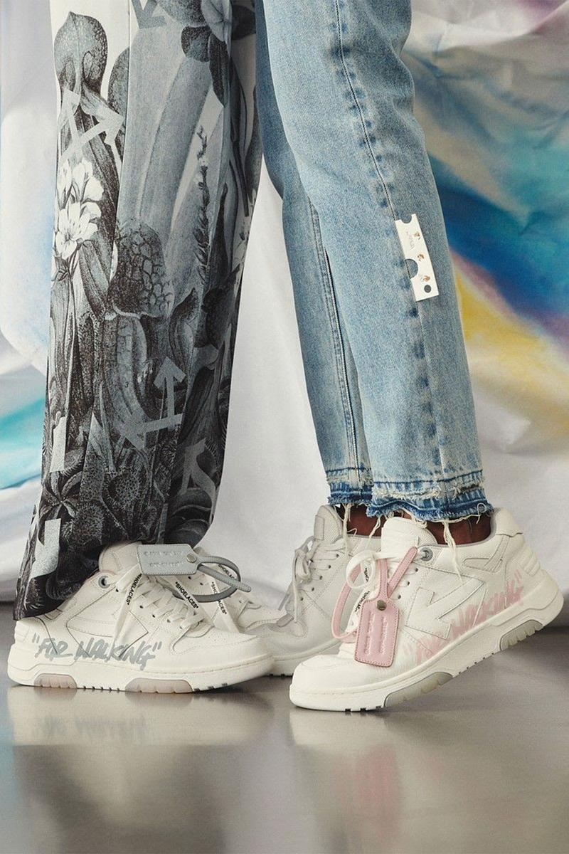 2021 spring sneaker edit womens out of office ooo pink pastel