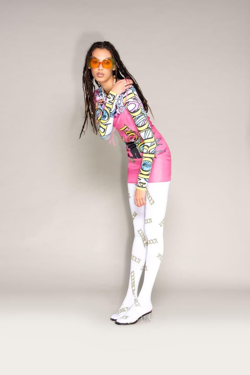 Fiorucci Fall/Winter 2021 Collection Interview Evie Reddy Artistic Director Lookbook Range Y2K