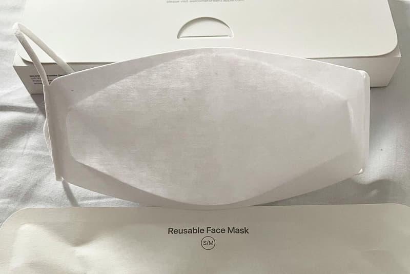 Apple Face Mask Coronavirus COVID-19 Design