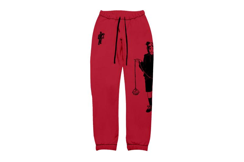 billie eilish blohsh merch the worlds a little blurry documentary collection hoodies red sweatpants