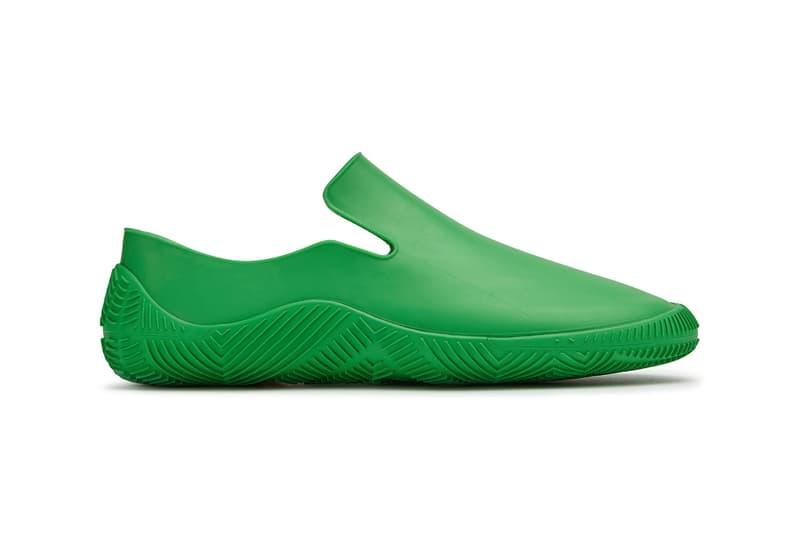 bottega veneta salon 01 footwear collection daniel lee second skin sneakers rubber