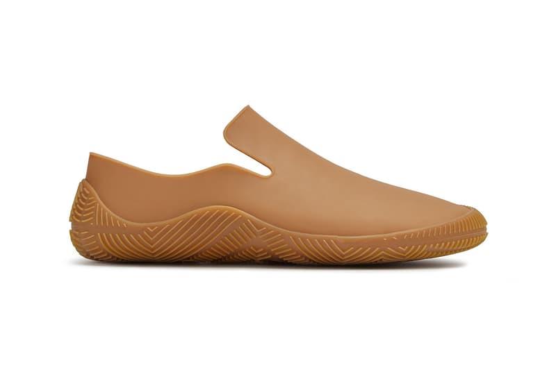 bottega veneta salon 01 footwear collection daniel lee second skin tan rubber