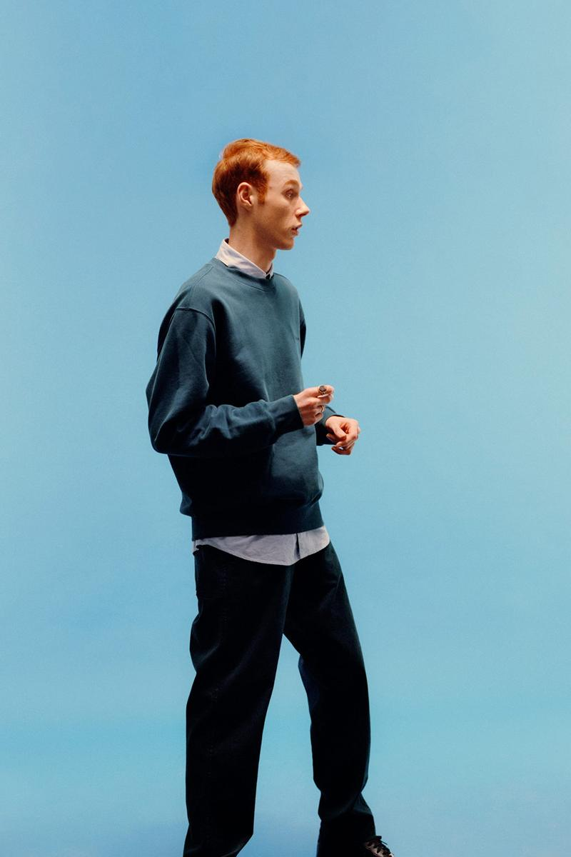 carhartt wip icons patina spring summer collection sweater pants