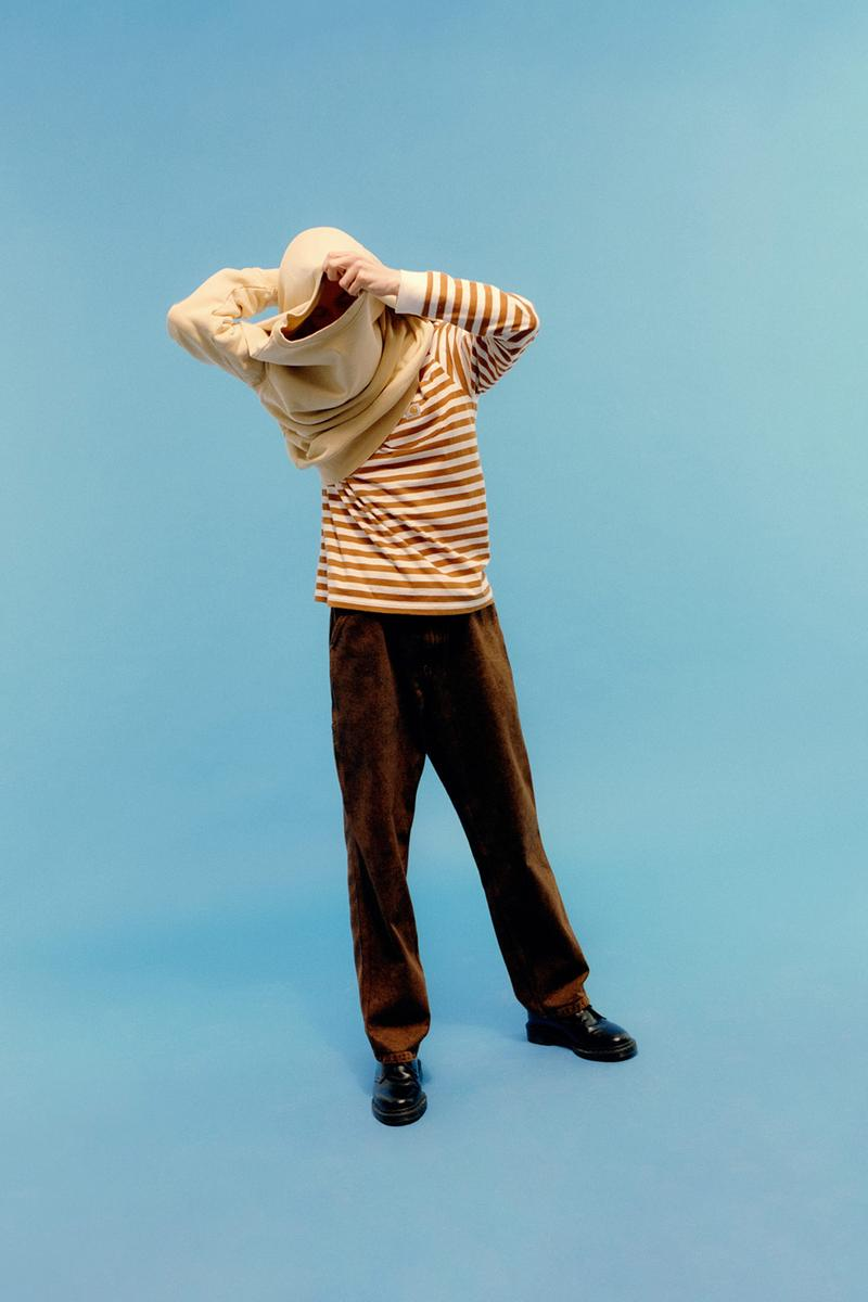carhartt wip icons patina spring summer collection outerwear sweater pants shoes