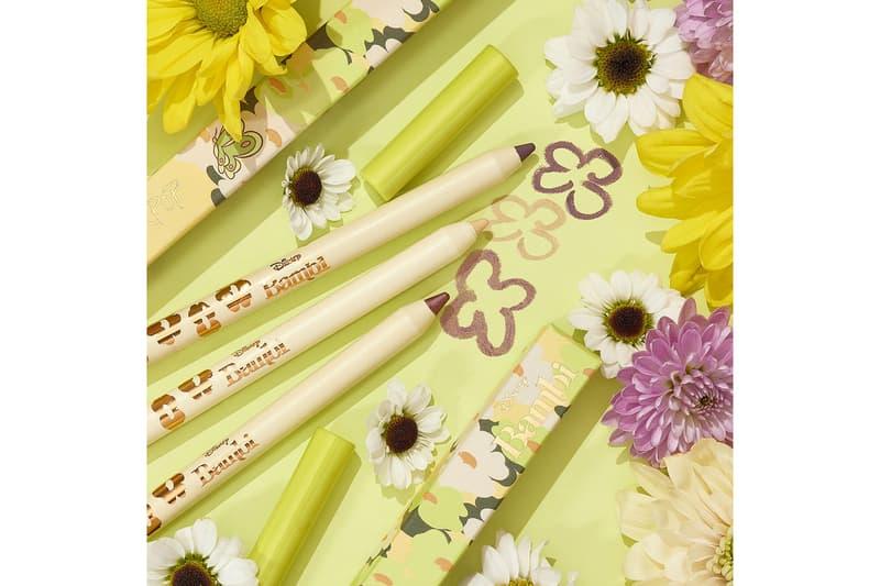 colourpop cosmetics disney bambi collaboration eyeliner