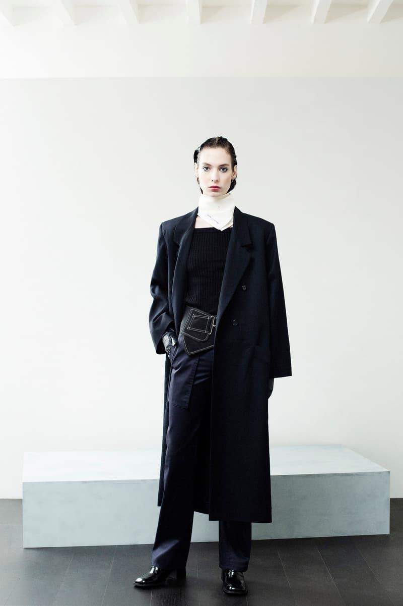Daniel Fletcher First Womenswear Collection Interview Fall/Winter 2021 Digital Fashion Week London