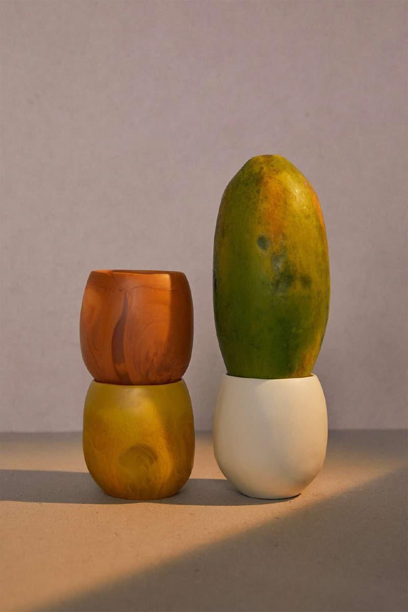 Dinosaur Designs Clay Collection Vase