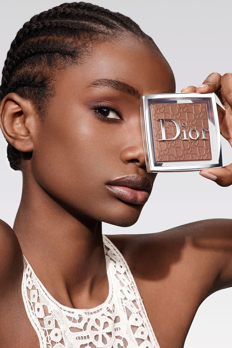 dior beauty face and body powder foundation makeup peter philips imari karanja