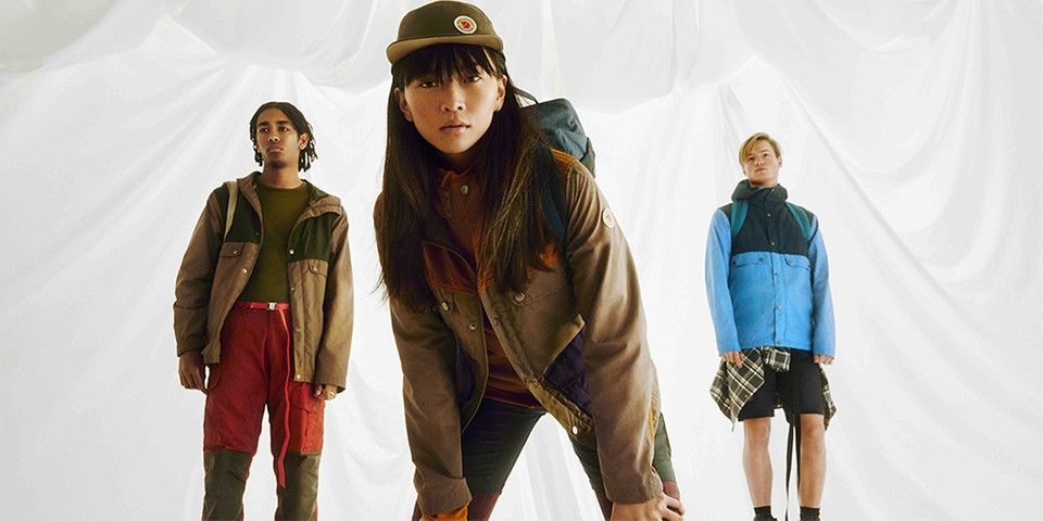 """Fjällräven's Limited Capsule """"Samlaren"""" Fuses Functionality With Sustainability as Part of Zero Waste Strategy"""