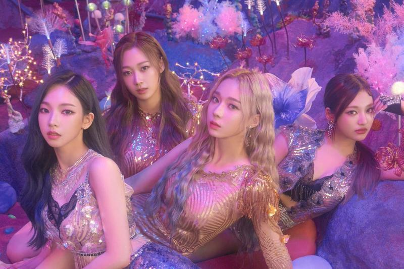 aespa K-Pop Group Members Karina Giselle Winter Ningning