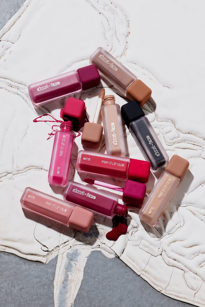halsey about face anti valentines day lipstick collection makeup paint it matte fix lip pencils