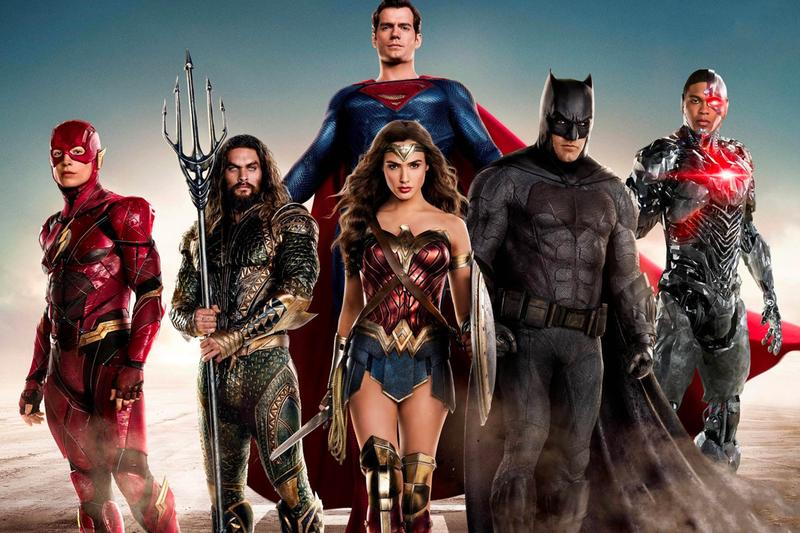 Zach Snyder's Justice League Movie Still