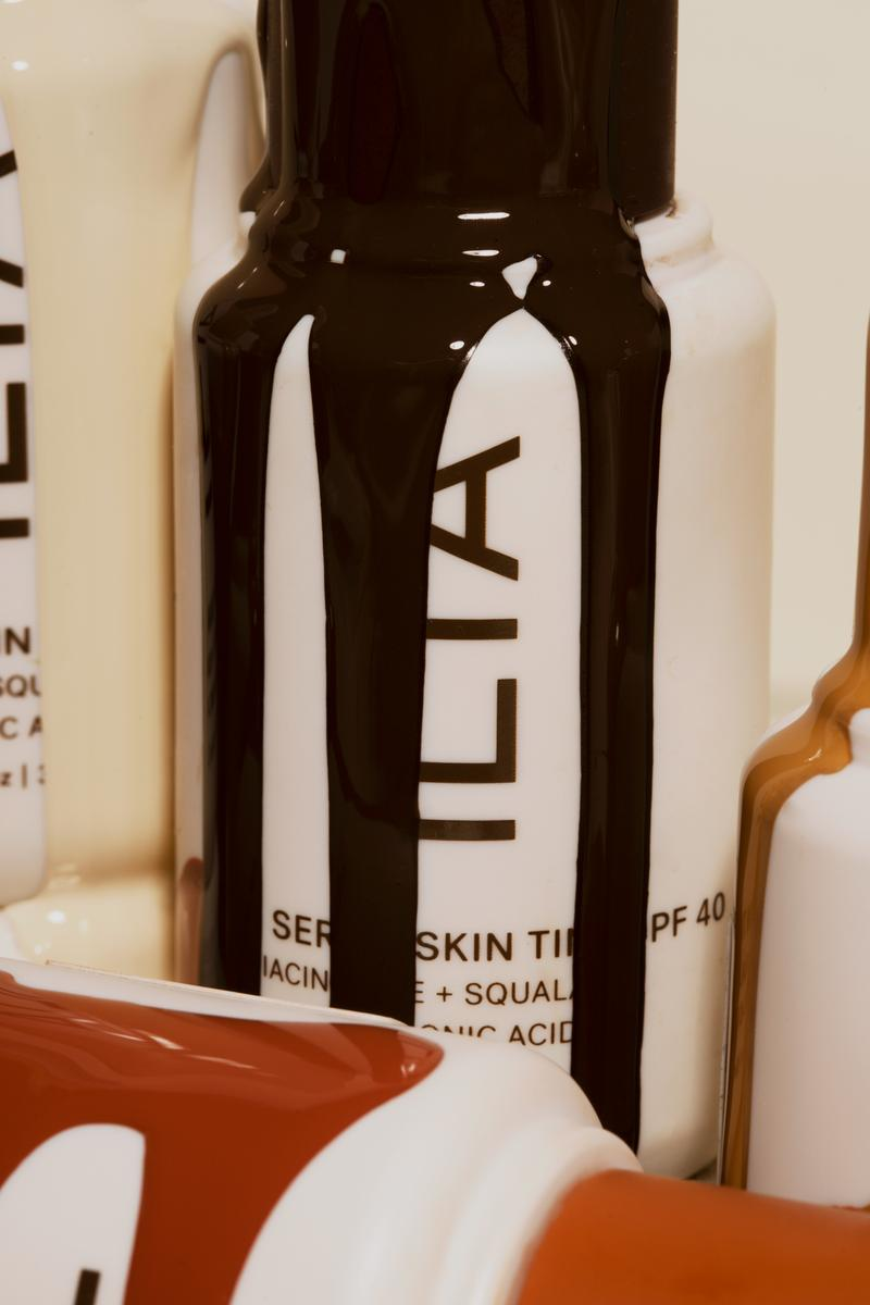 ILIA Beauty Super Serum Skin Tint SPF 40 Shades Colors of Us Campaign