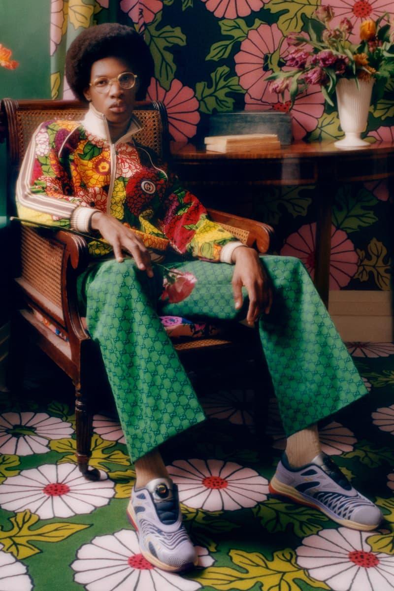 Ken Scott x Gucci Collaboration Epilogue Collection Jackie Bag Purse