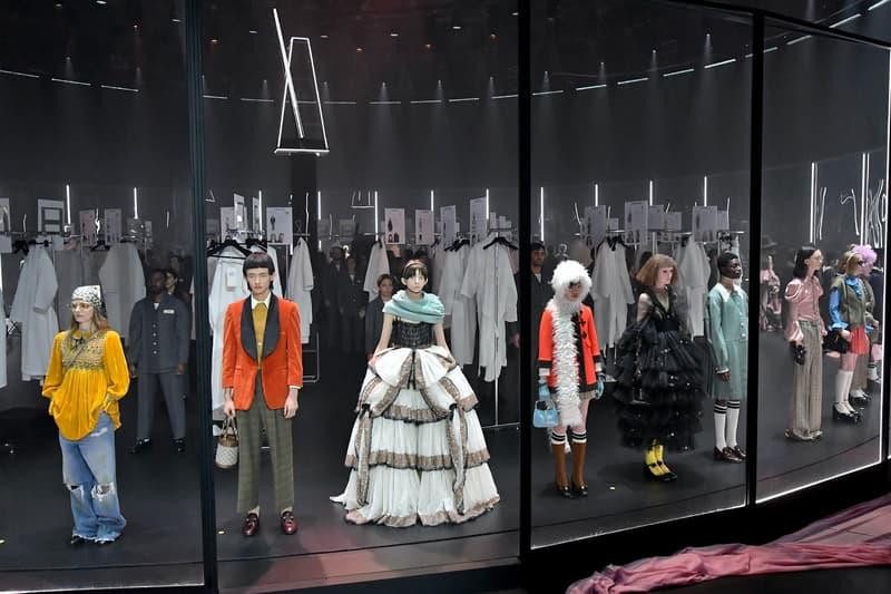 Kering Group Brands to Sit Out Fashion Week Gucci Bottega Veneta Alexander McQueen