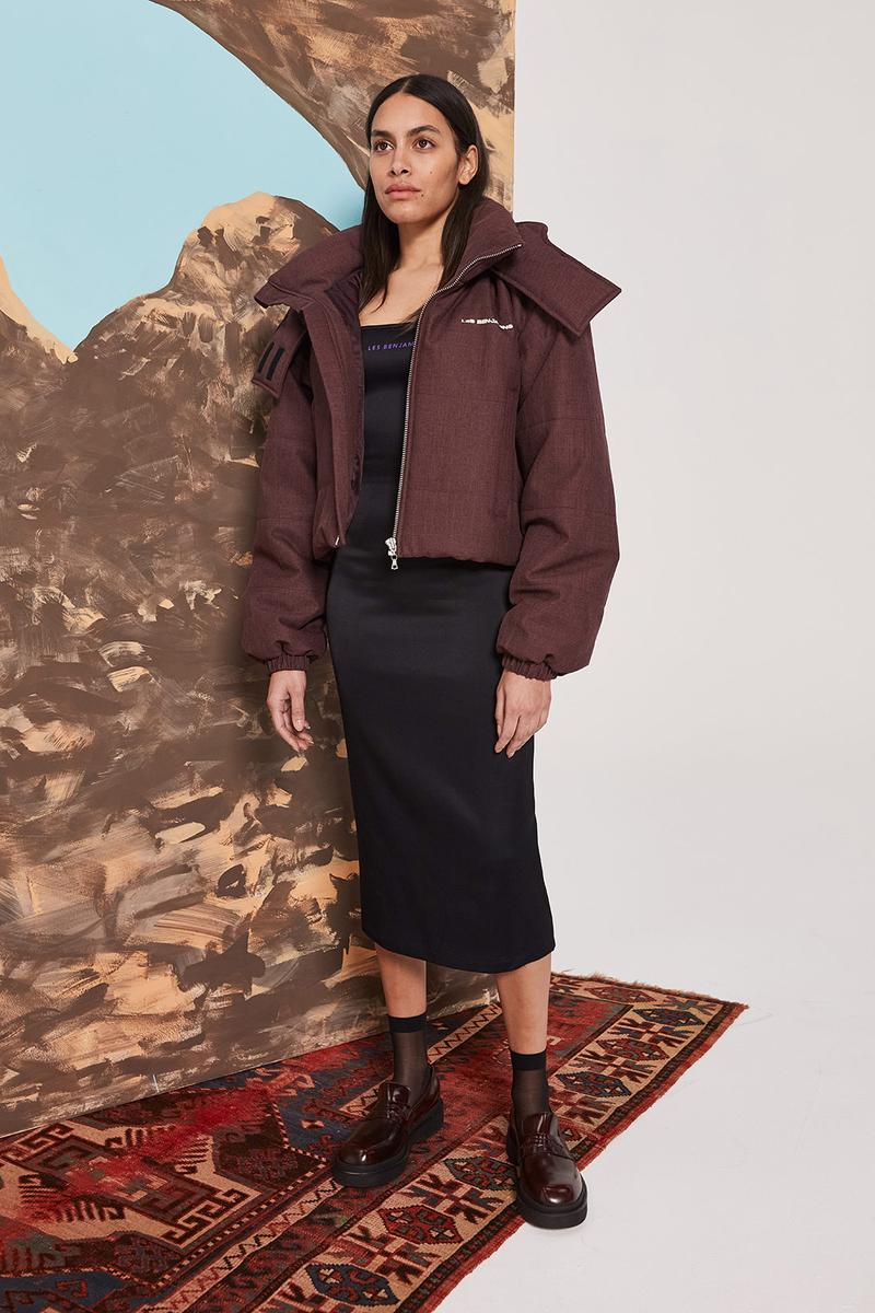 les benjamins silk road services spring summer collection campaign outerwear jacket dress shoes
