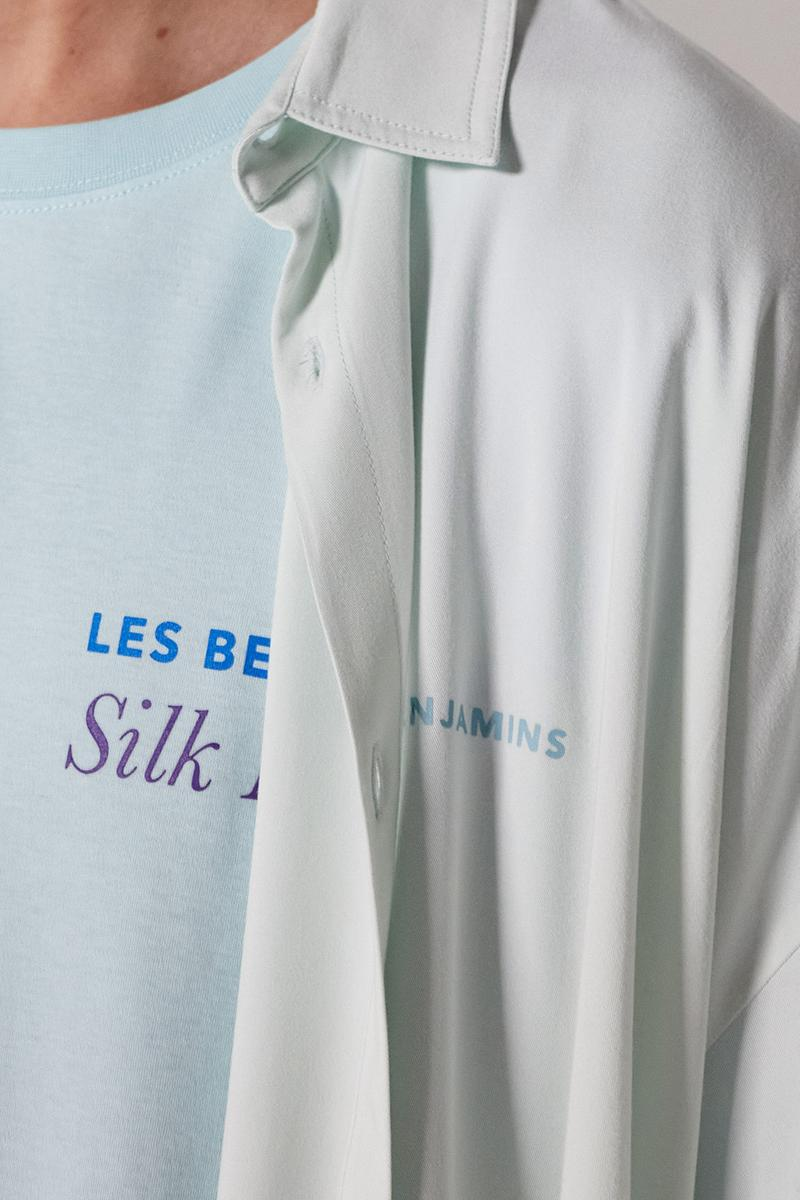 les benjamins silk road services spring summer collection campaign shirt tee