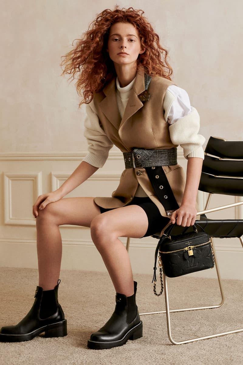 louis vuitton lv monogram vanity handbags black boots
