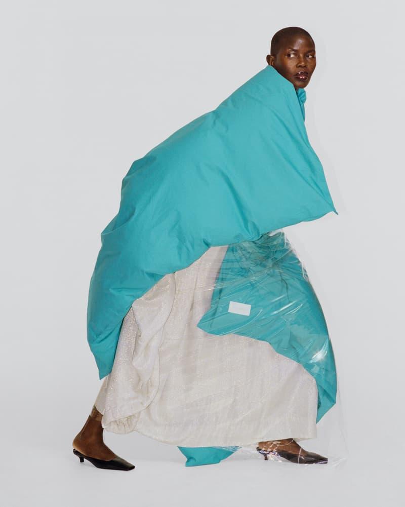 magniberg bedding home linen textiles pastel colors blanket