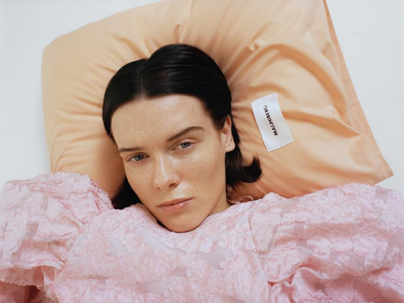 magniberg bedding home linen textiles pastel colors pillow cover