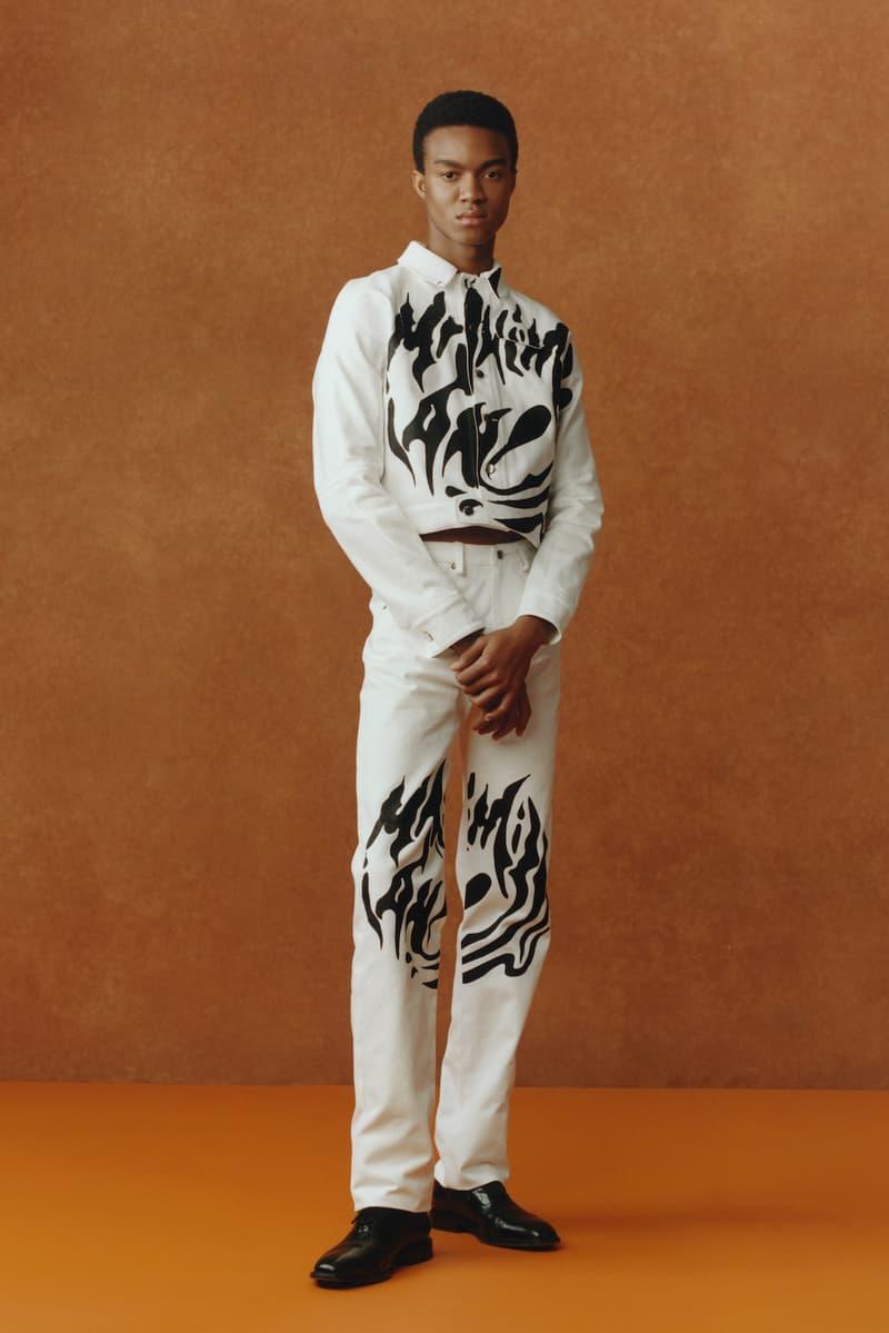 maximilian fall winter collection london fashion week lfw black culture lookbook outerwear jacket pants shoes