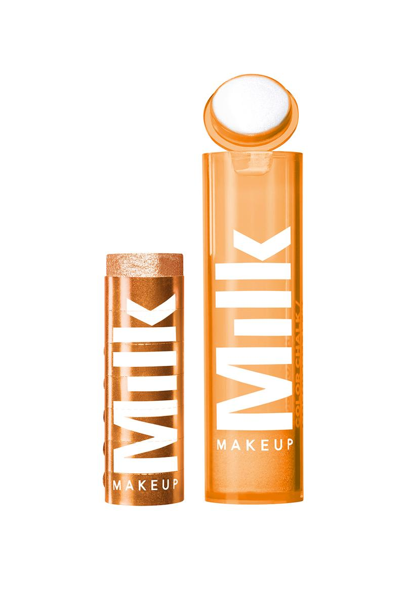 milk makeup chalk color eyeshadow jump copper