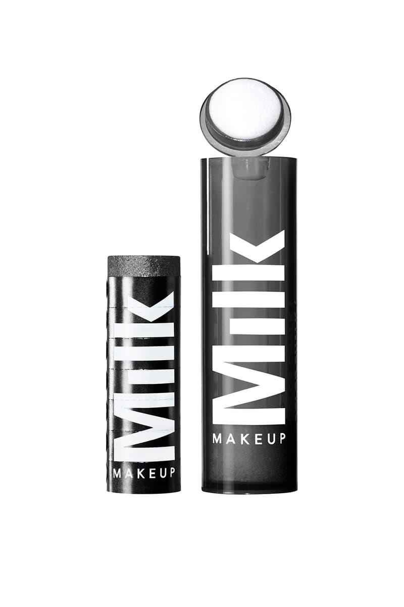 milk makeup chalk color eyeshadow skateboard black