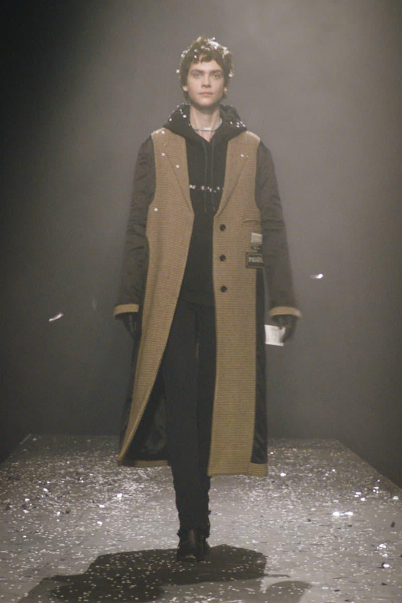 mm6 maison margiela fall winter collection paris fashion week pfw outerwear jacket coat hoodies pants