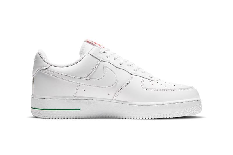 nike air force 1 af1 low white bag new york city bodegas sneakers footwear shoes sneakerhead lateral